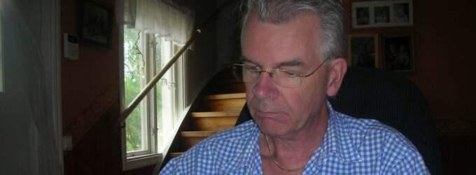 Rolf Berglund diagnostiserades först efter två år med njurbäckencancer. Då var det för sent och han avled på grund av sjukdomen.
