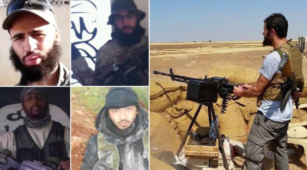Expressen har kartlagt IS-terroristerna som återvänt till Sverige.