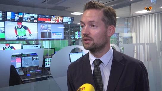 """David Baas om Mikael Jansson: """"Träffat personer nära diktatorn"""""""