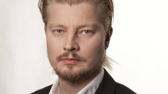 Lars Johansson, nöjeschef. Foto: Ylwa Yngvesson