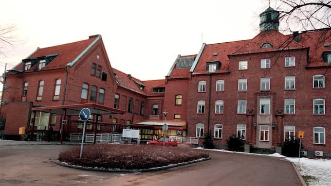 Lasarettet i Landskrona. Foto: BERTIL HASKEL