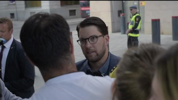 """Jimmie Åkesson: """"Det måste få politiska konsekvenser"""""""