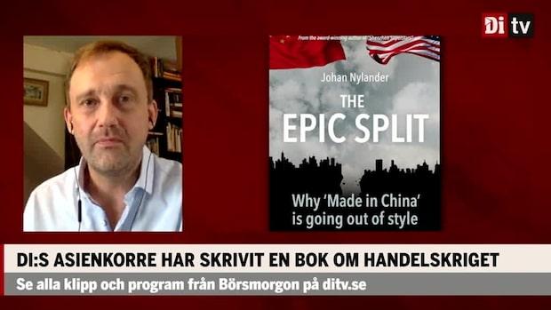 Di:s Asienkorre har skrivit en bok om handelskriget