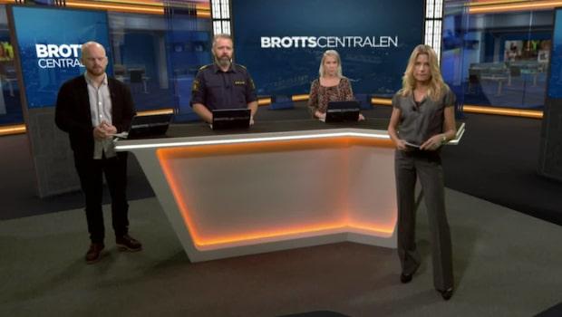 Brottscentralen 11 oktober - se hela programmet här