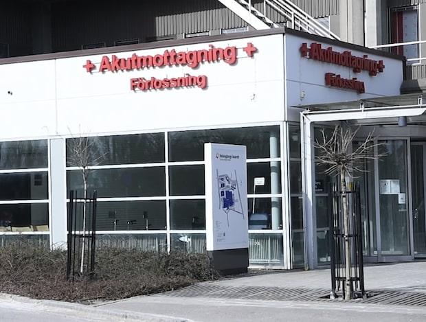 Expressen granskar akutmottagningen i Helsingborg