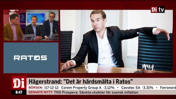 Ratos byter vd - Magnus Agervald får gå