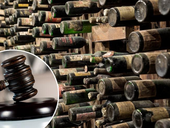 2017 var ett bra år för vinauktioner, intäkterna världen runt uppgick till hela 2,94 miljarder kronor.