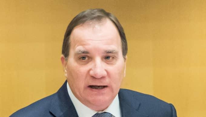 Stefan Löfven, statsminister Foto: Pelle T Nilsson