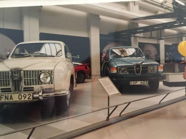 Unik samling Saab-bilar ska auktioneras ut i november.