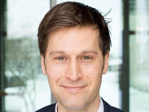 """Christian Benedict är sömnforskare vid Uppsala universitet och har skrivit boken """"Sömn, sömn, sömn""""."""