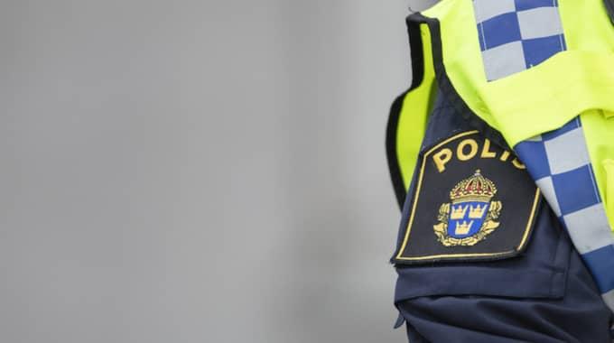 Det var under en julfest som polischefen sextrakasserade kollegor – nu kan han få sparken. Foto: Robert Boman / BILDBYRÅN