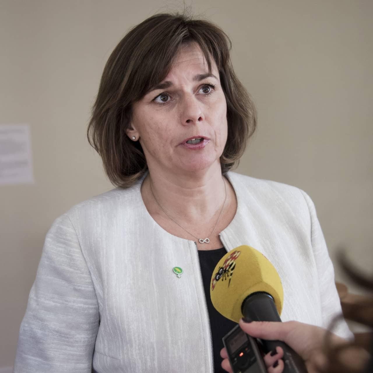 29. Isabella Lövin