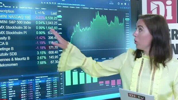 Marknadskoll: Börsen upp - Intrum i topp