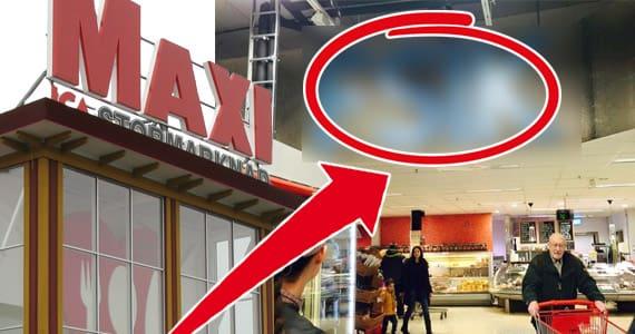 bd94d6c3c5a Ica-butiken skulle bygga om – nu skrattar alla åt misstaget