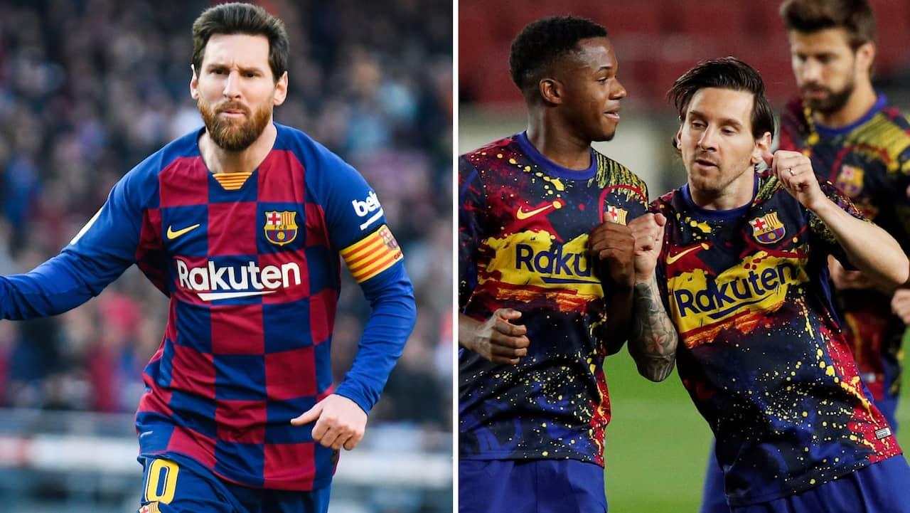 Uppgifter: Messi skriver nytt kontrakt till 2023