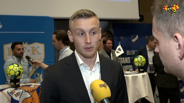 """Sebastian Ohlsson: """"Vi kommer göra allt vi kan"""""""