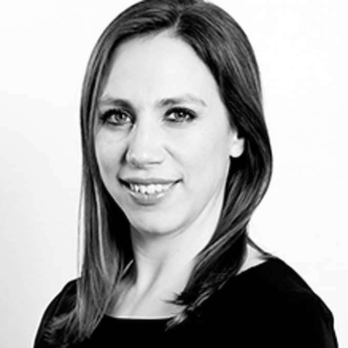 Sara Landström, docent vid psykologiska institutionen vid Göteborgs universitet. Foto: Göteborgs universitet