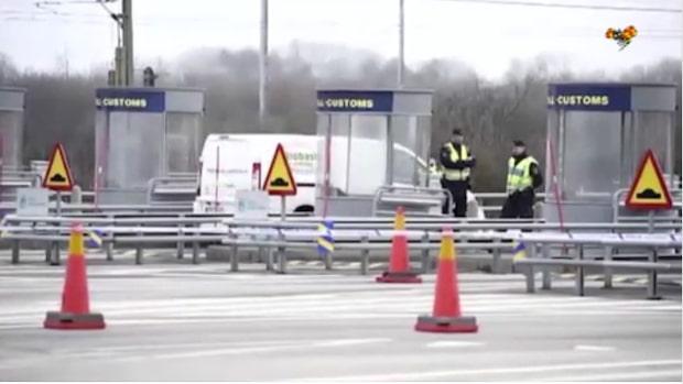 Poliser larmar: Svensk gränspolis värre än i Italien