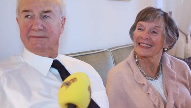 Nyförälskade Ulla och Staffan träffades på nätet