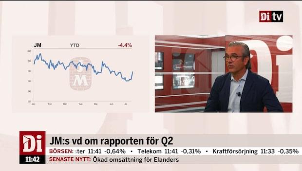 """Skoglund: """"Jag är nöjd"""""""