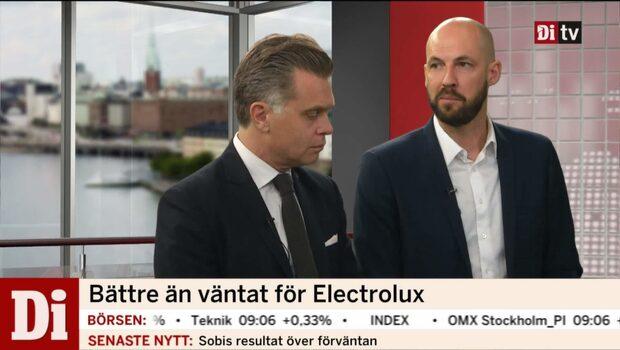 Blomgren: Finns utmaningar för Electrolux i USA-marknaden