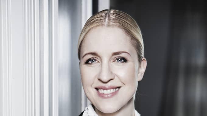 Emilia de Poret är övertygad om att kungligheterna pratar ihop sig om hur de ska klä sig vid Nobelfesten. Foto: Beata Holmgren