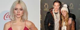 Zara Larsson berättar nu  om uppbrottet med exet