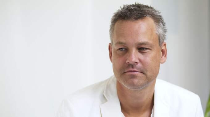 – Det största som hänt är att jag har skilt mig, säger Henrik Schyffert i podcasten. Foto: Olle Sporrong