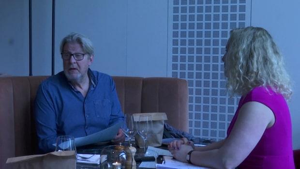 """Rolf Lassgård om inspelningen av tv-serien """"Jägarna"""""""