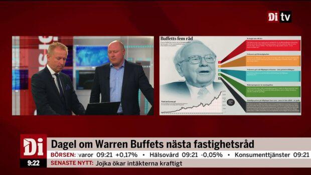 Dagel: Så investerar du i fastigheter som Warren Buffett