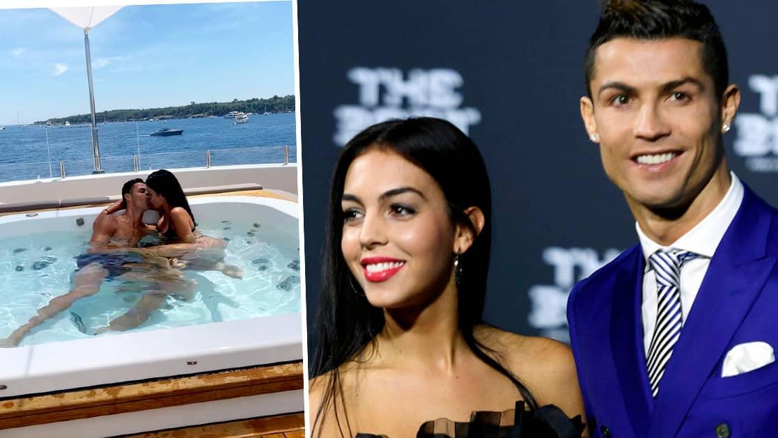 Cristiano Ronaldo och Georgina Rodriguez har gift sig i hemlighet