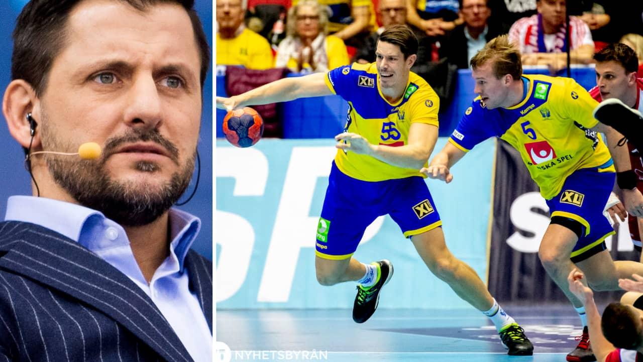 Ljubomir Vranjes klar som expert för TV3 på handbolls-VM e8a2a86fd88a7