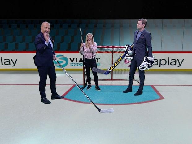 """Granqvists hockeyskola: """"Han är ljuvlig att beskåda"""""""