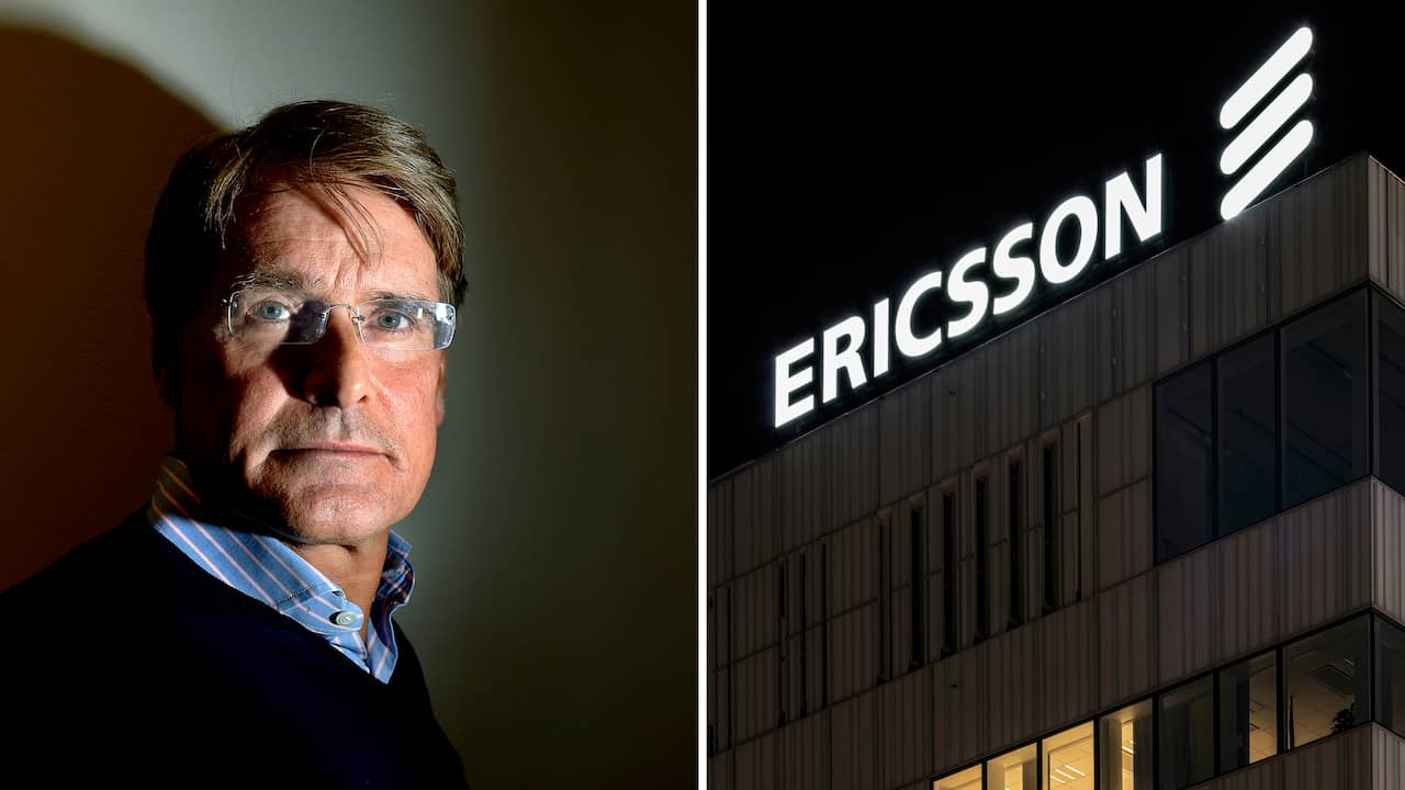 Ericsson gav lyft at fonder