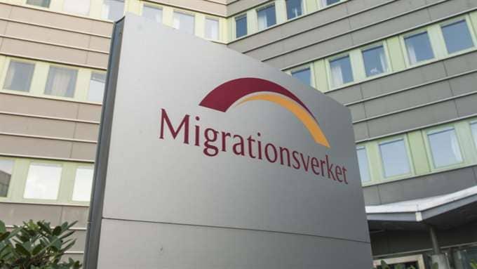 Migrationsverket Foto: Samuel Unéus