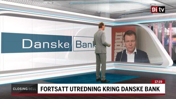 """Analytikern: """"Amerikanarna bestämmer värdet på Danskes aktie"""""""