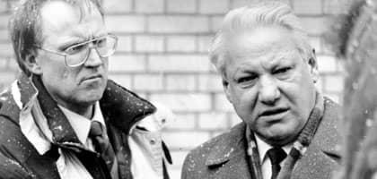 Jeltsin tog inte chansen
