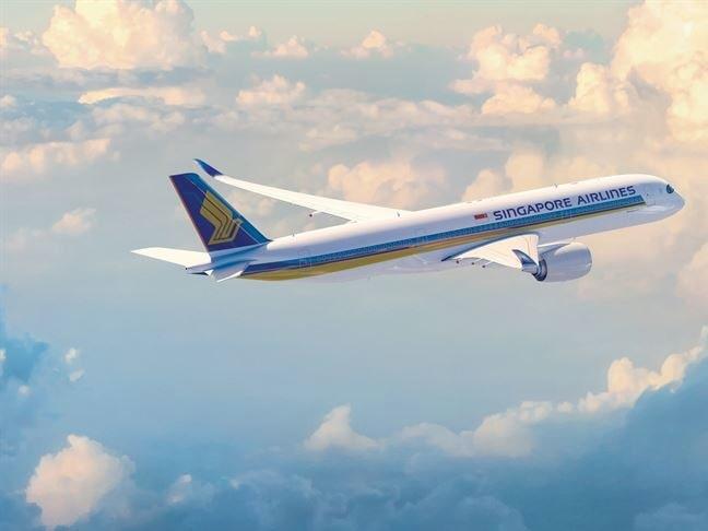 Singapore Airlines Airbus A350-ULR flyger direkt mellan Singapore och New York. Resan tar närmare 19 timmar.