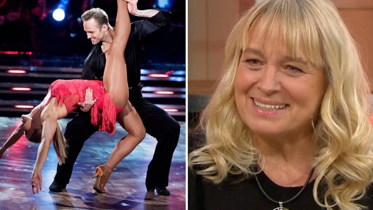 """Skådespelarens skaderädsla i """"Lets dance"""" – klar för tävlingen"""