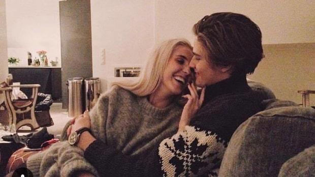 Peg Parnevik visar upp sin nya kärlek på Instagram