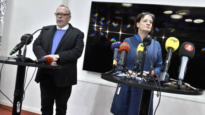 Annelie Nordström berättar i en intervju att Anders Bergström var en person som hon och andra i ledningen var rädda för. Foto: Claudio Bresciani/Tt