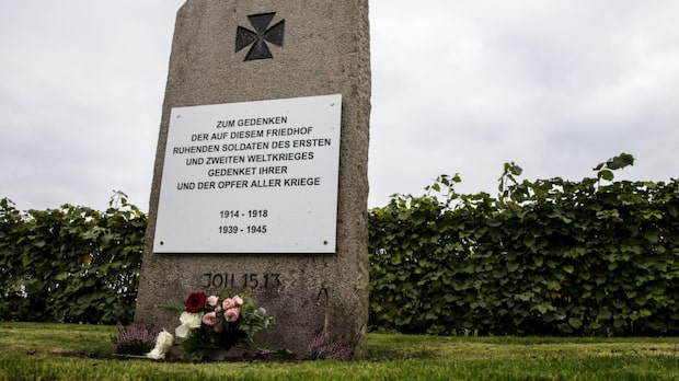 Här begravdes Hitlers soldater i Västsverige
