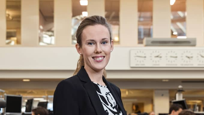 """""""Räntorna har sannolikt bottnat så det är viktigt hur Riksbanken agerar framöver, viktigt att se om det blir förändringar i regelverket och om byggandet fortsätter på de här nivåerna. Om det går för snabbt ser vi verkligen ökade risker framöver"""", säger Susanne Spector på Nordea. Foto: Pressbild / Dan Coleman"""