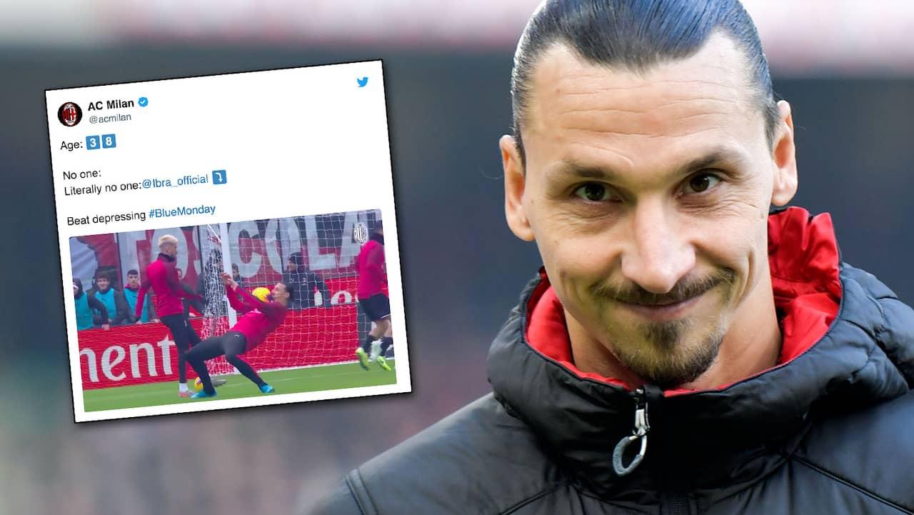 Starka reaktioner efter nya bilderna på Zlatan