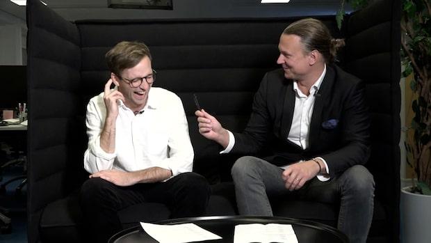 """Disco & Noa: """"Sverige är en mardrömsmotståndare för dem"""""""