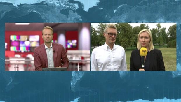 """Larsson: """"Malmö är i lite av en minikris"""""""