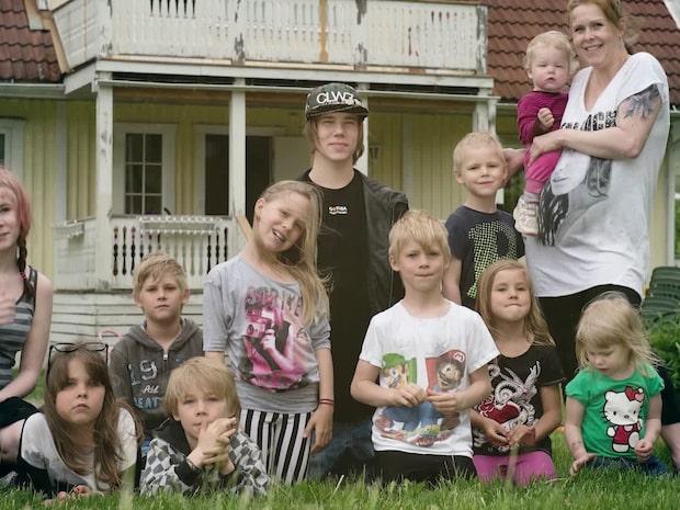 """Det här är """"Familjen Annorlunda"""""""