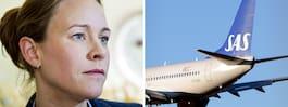 Maria Wetterstrands nya jobb: Granska flygets bränslebyte
