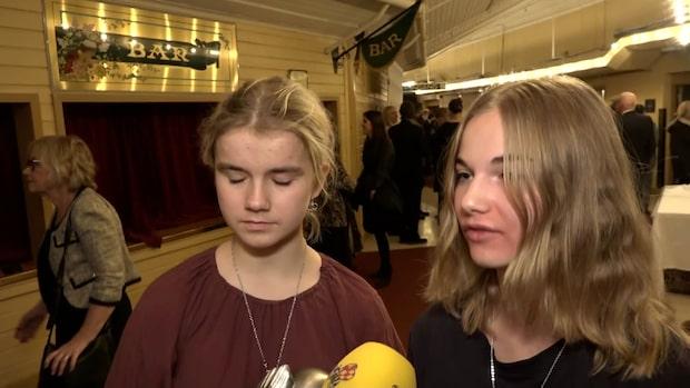 Gretas hälsning: En stor ära