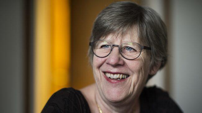 """""""Inom vården matas för tidigt födda barn med just koksaltlösning"""", säger Agnes Wold."""